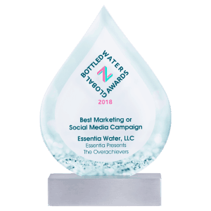 Essentia - Best Marketing Social Campaign Award 2018