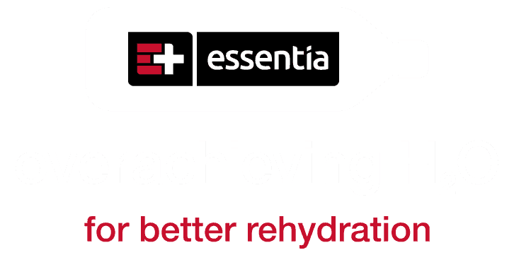 Essentia - overachieving H2O for better rehydration
