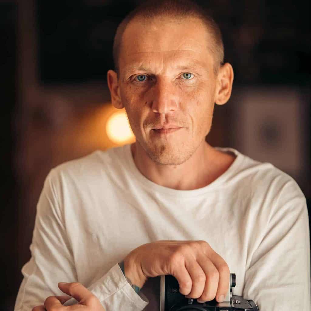 Tattoo Artist and Photographer